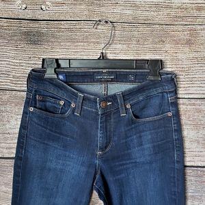 🏷Lucky Brand   Sweet Boot Cut Jean's Womens 6/28
